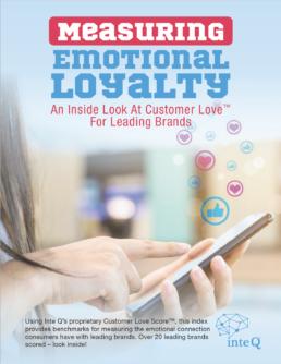 measuring emotional loyalty article, measuring customer engagement